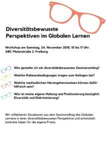 Workshop: Wege in die solidarische Lebensweise @ Haus des Engagements